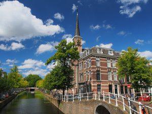 Ayres and psalms van John Dowland, Delft (ZH)