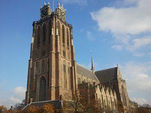 Geannuleerd wegens coronavirus Vesperdienst Grote Kerk Dordrecht 7 juni 19.00 uur